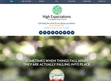 High expectation in america